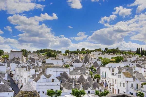 11.) Alberobello, Italy - Welcome To The 19 Most Charming Places On Earth. They're Too Perfect To Be Real.