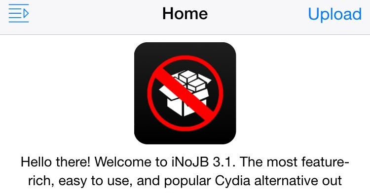 iNoJB - Cydia alternative with no jailbreak! |Collection of