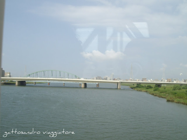 Treno per Kyoto