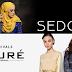 Fesyen Baju Kurung Moden Kain Songket Terkini