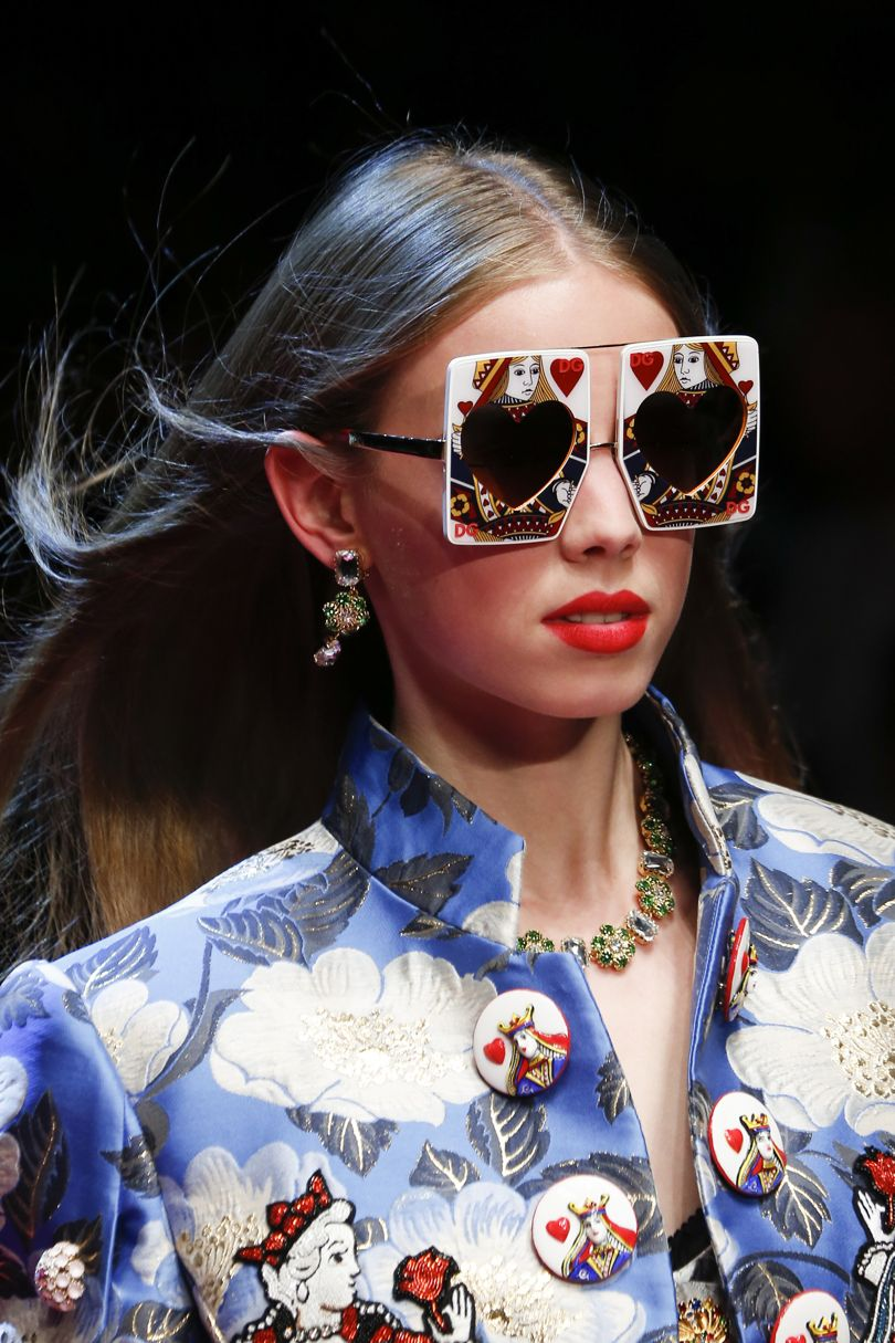 Panthère de Cartier Trinity de Cartier and C Decor are the three collections of womens sunglasses the French watch and jewelry maker Cartier created