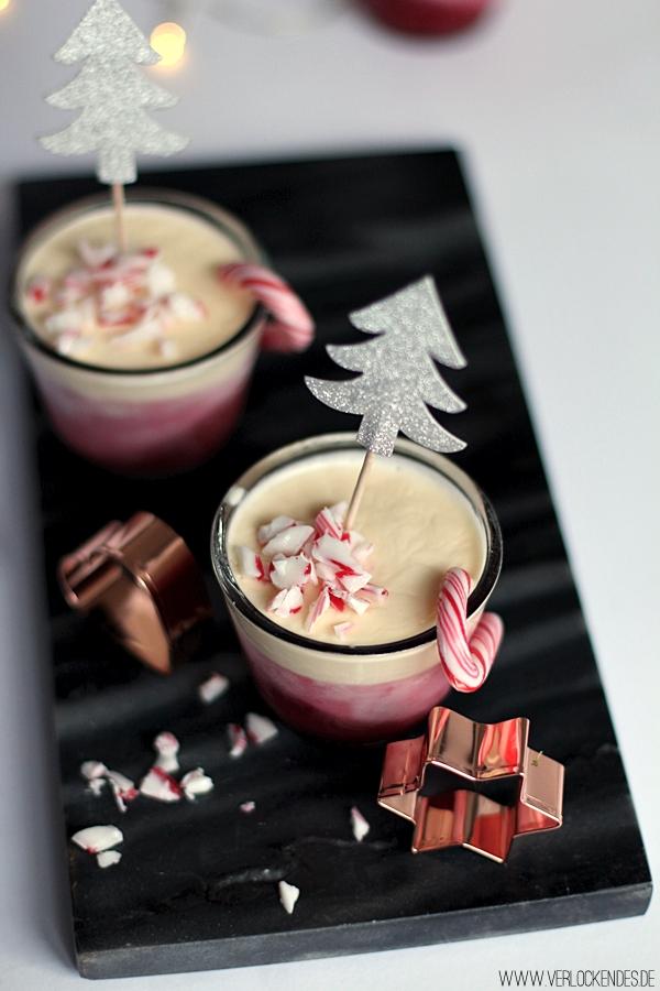 verlockendes dessert f r weihnachten candy cane parfait. Black Bedroom Furniture Sets. Home Design Ideas