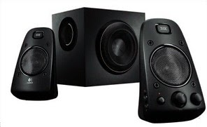 Logitech 2.1 Z623 Speaker System, Surround Sound (THX certified) worth Rs.16495 for Rs.7053 Only @ ebay