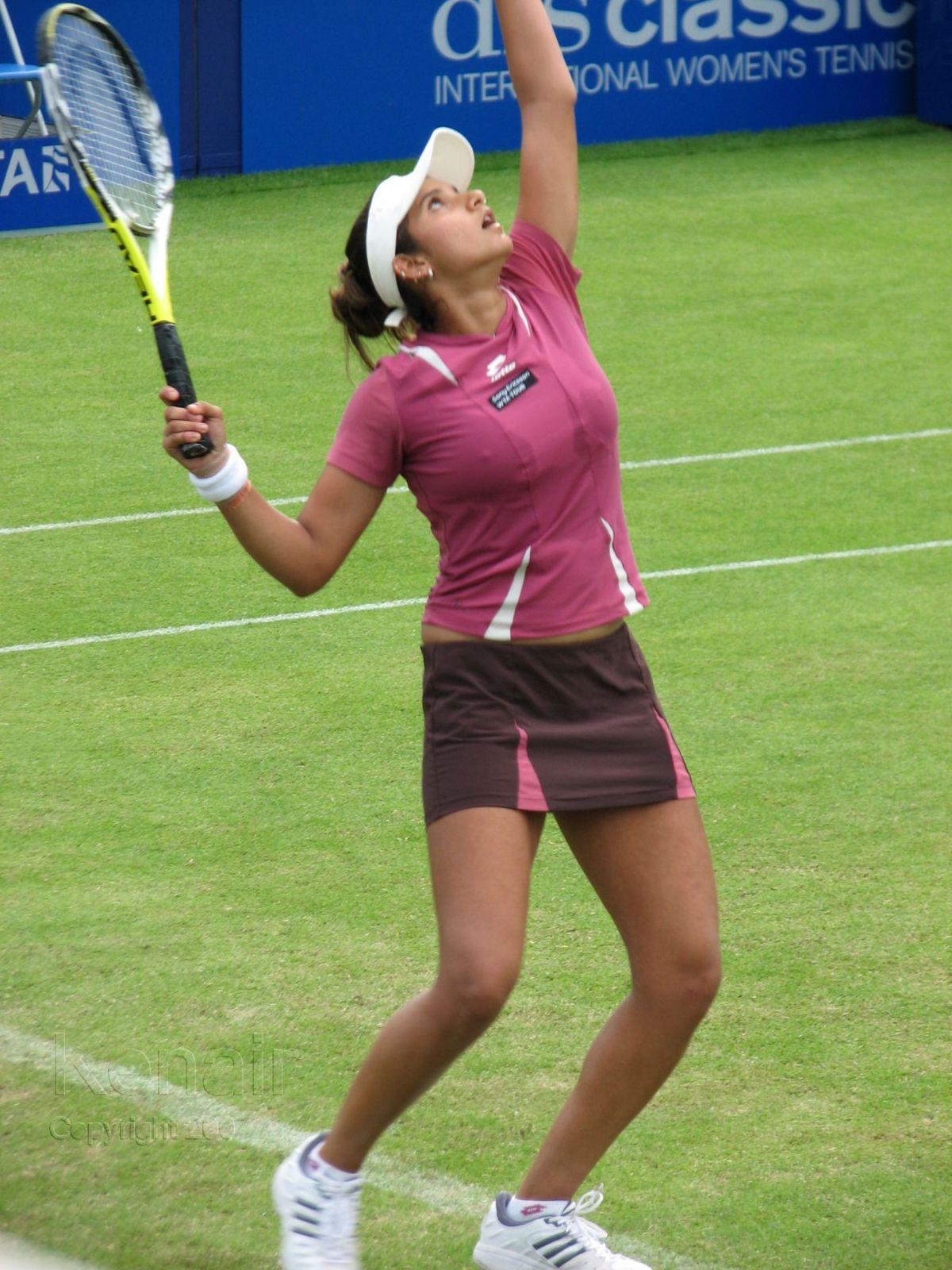 girl girls 2011 player sania mirza hot