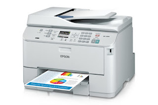 Download Epson WorkForce Pro WP-4590 drivers