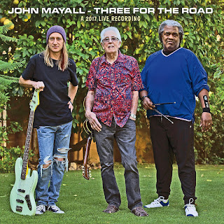 John Mayall's Three For The Road