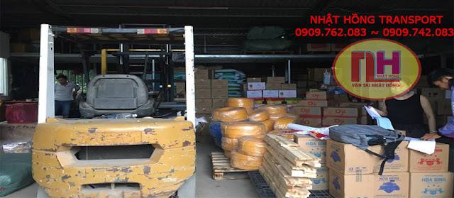 Chọn phương tiện nào để chuyển hàng đi Hà Nội từ Sài Gòn ngày nay ?
