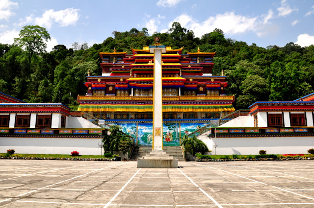 Rumtek monasteries wallpapers sikkim