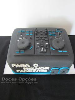 Mesa de DJ bragança