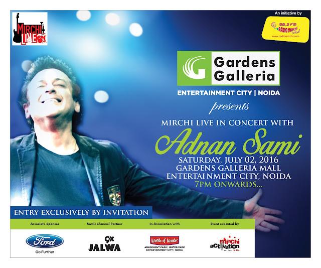 Noida Diary: Adnan Sami Live in Concert in Noida