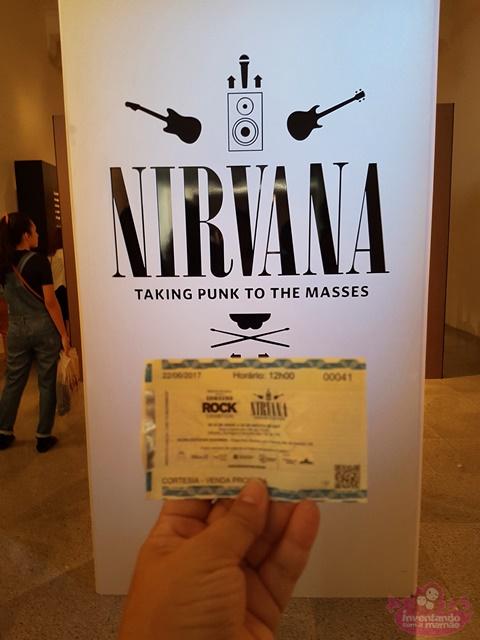Exposição Nirvana no Museu Histórico Nacional