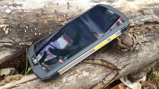 """Hape Outdoor AGM A8 New 4G LTE RAM 3GB IP68 Certified Display 5"""" Android"""