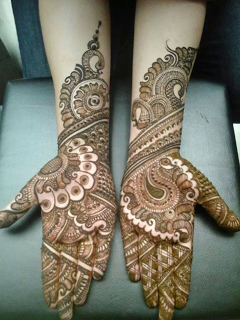 10 Stunning Mehndi Designs for Sangeet Night