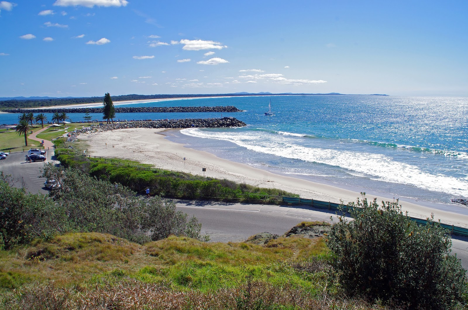 town beach, port macquarie