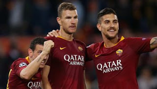 Roma v CSKA Moscow Full HIGHLIGHTS