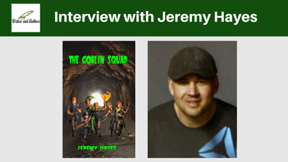 Interview with Jeremy Hayes
