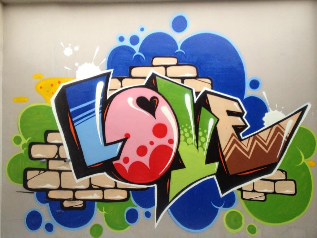 Gambar Tulisan Grafiti Doraemon | Sobgrafiti