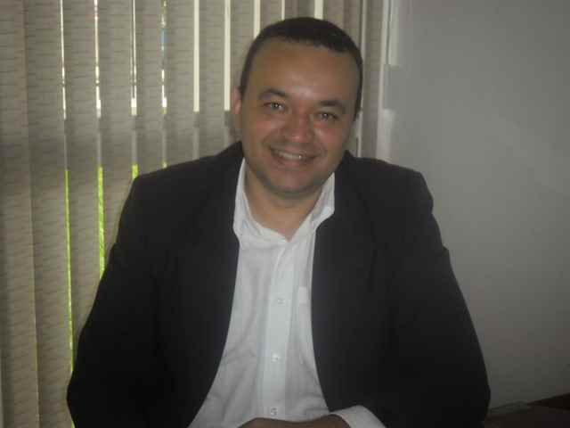 Raimundo Roma, presidente do PSL