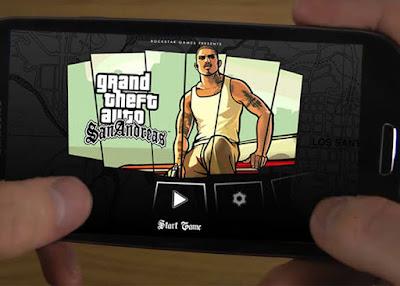 Cara Mendapatkan Kode GTA San Andreas di Android - www.helloflen.com