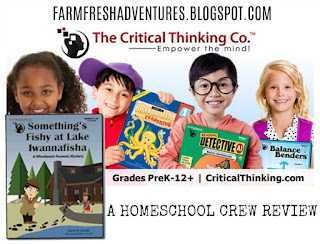 The Critical Thinking Co {product review}