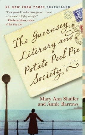BOOK REVIEW: The Guernsey Literary and Potato Peel Pie Society by Mary Ann Shaffer and Annie Barrows