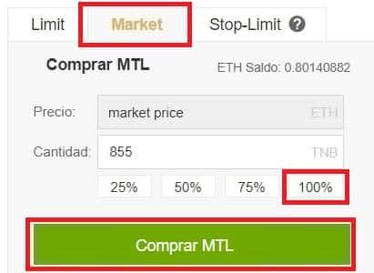Cómo y Dónde Comprar Moneda Metal MTL