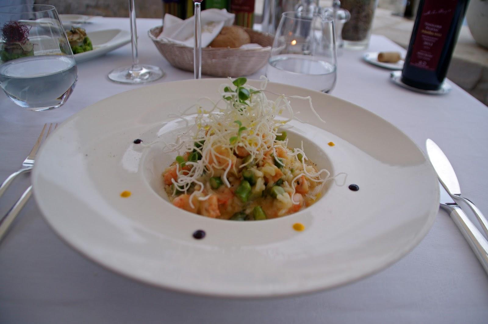 Risotto Nautika Restaurant Dubrovnik
