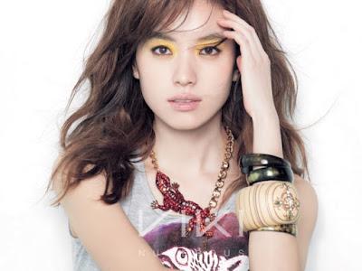 Han Hyoo Joo Wanita Korea Tercantik dan Seksi