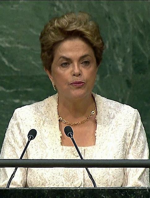 Dilma deixou o Pais comprometido com um acordo de insanidade que prejudicará o futuro brasileiro