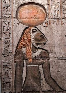 sekhmet goddess lion lioness egypt