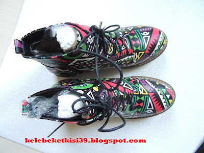 Rosegal-boot