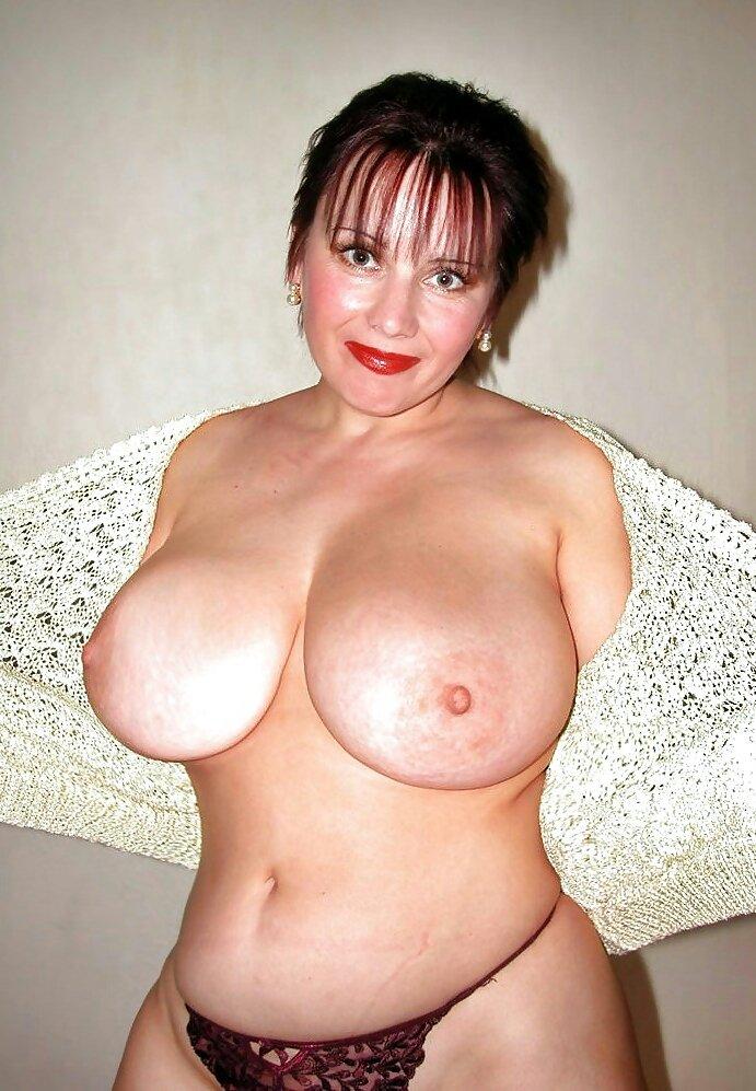 chubby milf with huge boobs