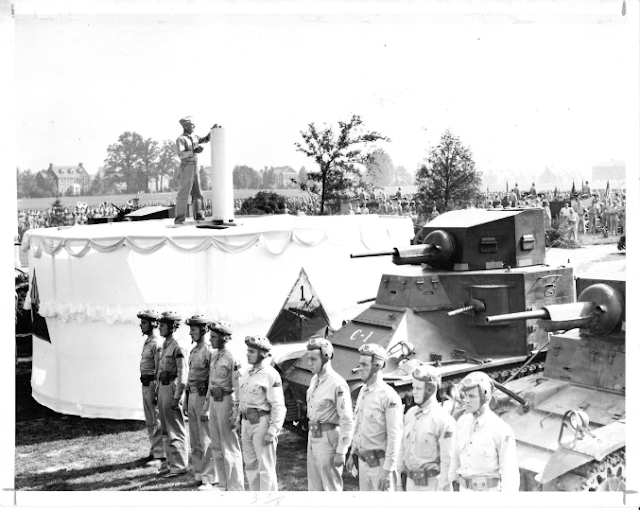 US 1st Armored Division, 15 July 1941 worldwartwo.filminspector.com