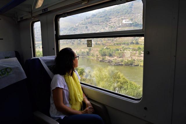 passeio trem douro