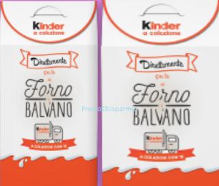 Logo Concorso Dal Forno di Balvano: una sorpresa vi attende
