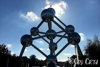 Atomium de bruxelles