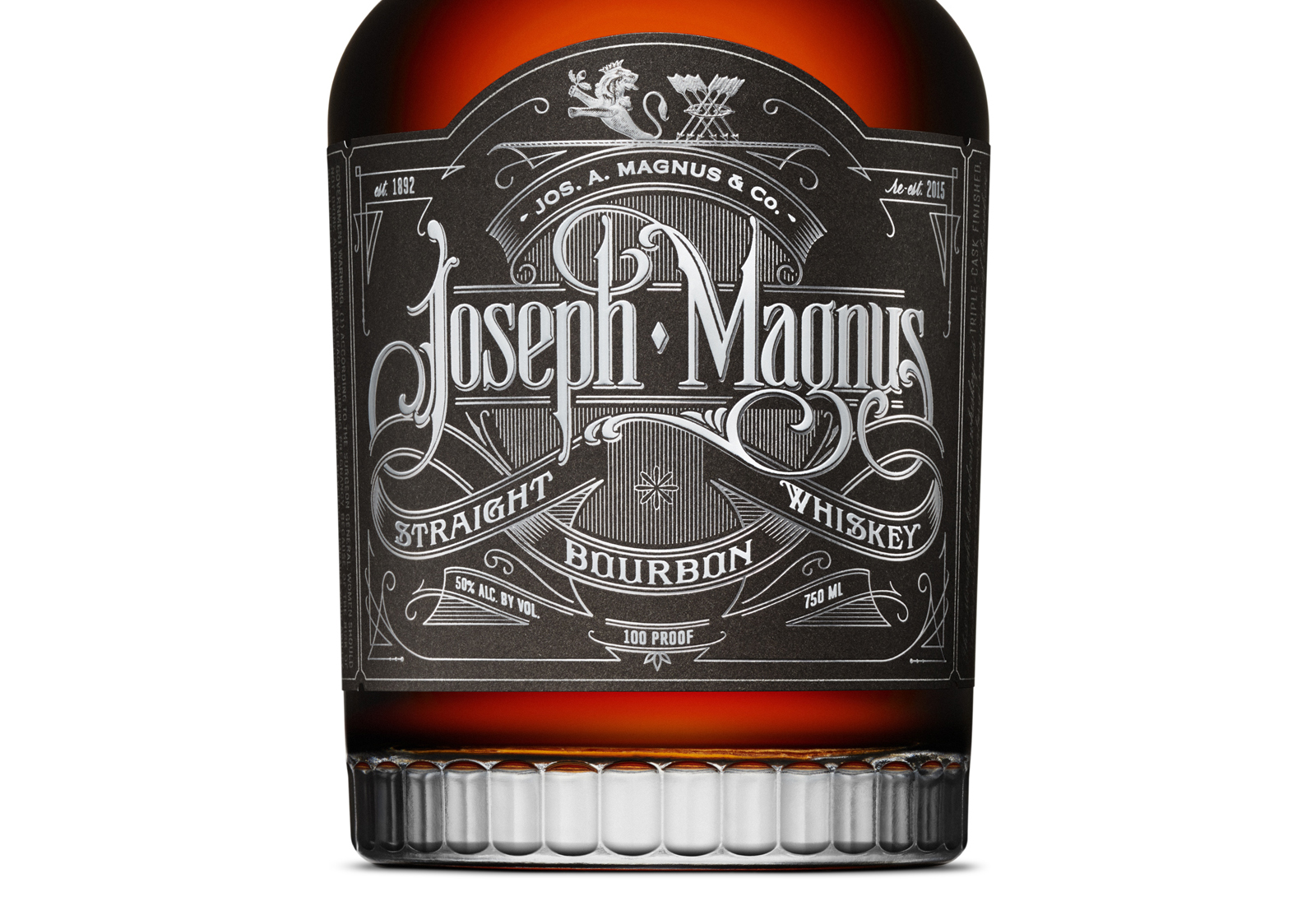 Joseph Magnus Bourbon On Packaging Of The World Creative