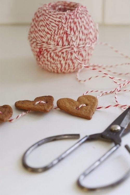 edible christmas garland