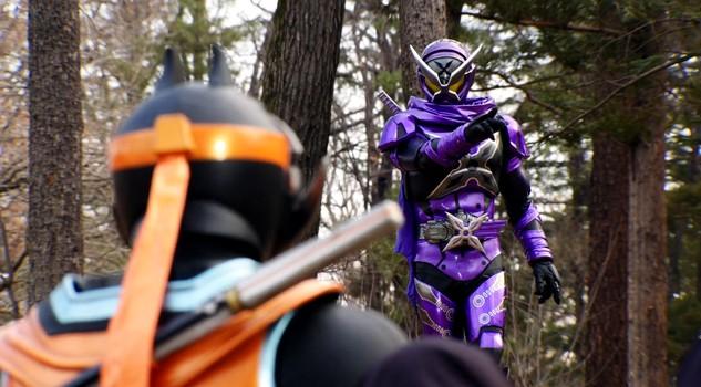 Tokutube - Rider Time Shinobi Episódio 01