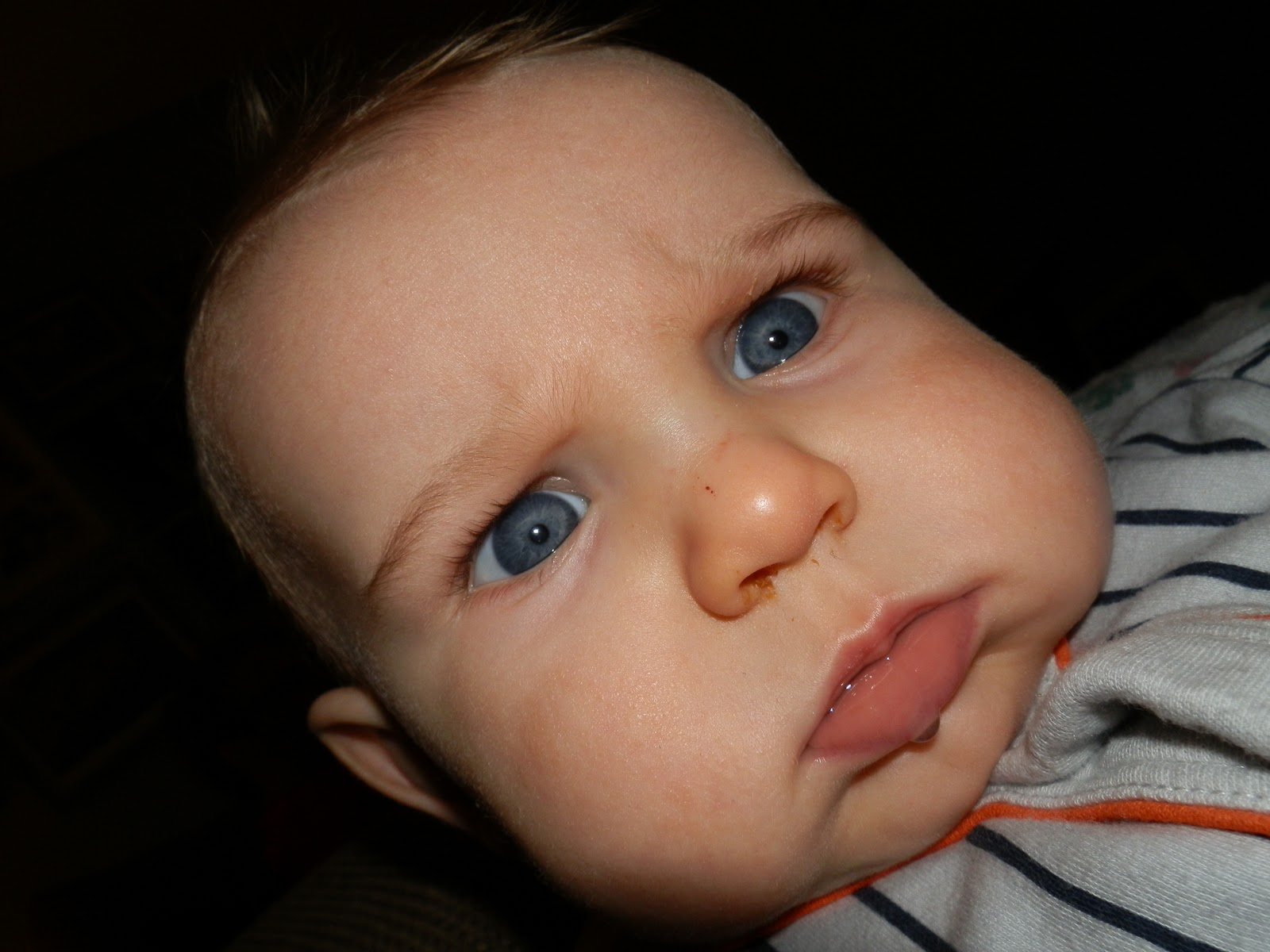 Baby with runny nose and watery eyes - Tips and Tricks ...