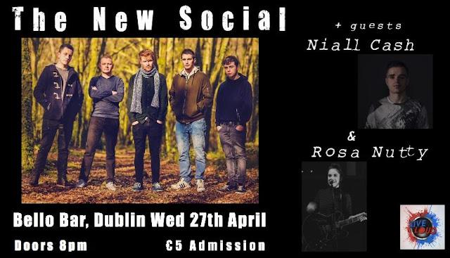 The New Social Bello Bar Dublin