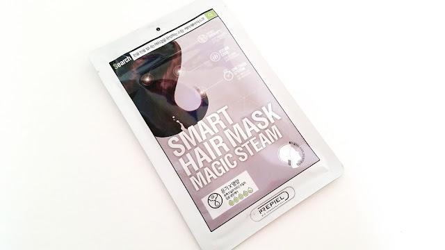 REPIEL Smart Hair Mask Magic Steam