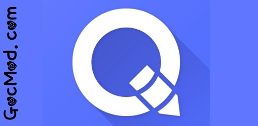 Trình soạn thảo QuickEdit Pro v1.5.3 build 126