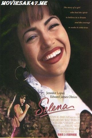 Selena (1997) Full English Movie Download 720p DVDRip 700MB