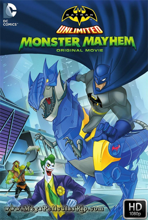 Batman Unlimited Monstermania [1080p] [Latino-Ingles] [MEGA]