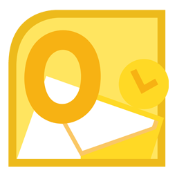 Microsoft Outlook Folder Icon