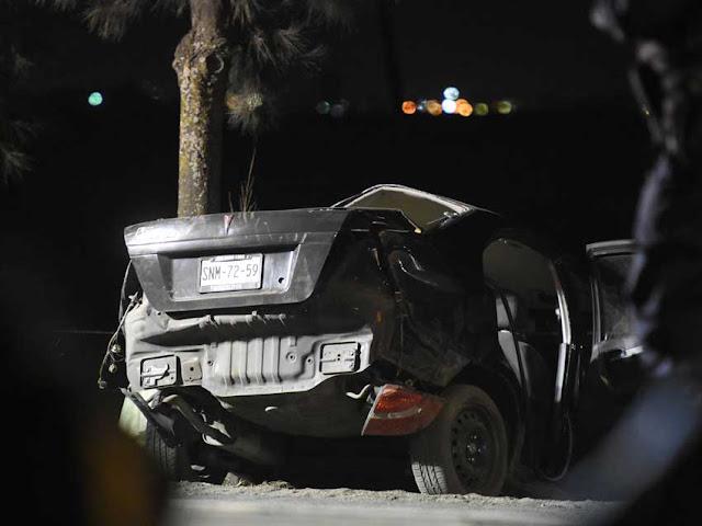 Video: A 150 Km/h, Niño de 12 conducía a exceso de velocidad y mata a cinco menores