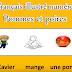 Le français illustré numéro 4 : Pommes et poires