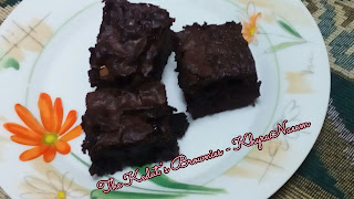 Brownies Kurang Manis