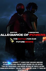 Allegiance of Powers Poster